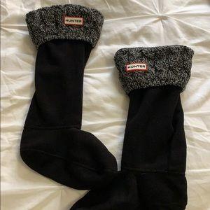 Hunter Boot Socks!